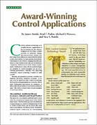 Award Winning Control Applications