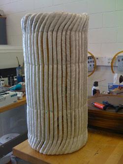 Energy Storage Flywheel Motor Coils