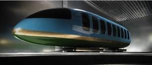 SPM Maglev Scale Model