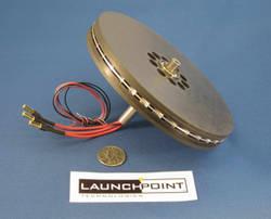 Halbach Electric Motor Prototype