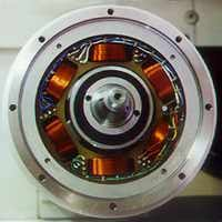 magnetic bearing spindle