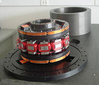 Power Ring Gen I Energy Storage Flywheel