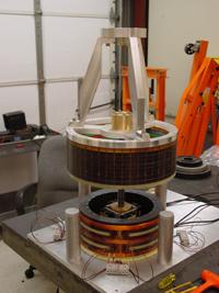 Power Ring Gen II Energy Storage Flywheel
