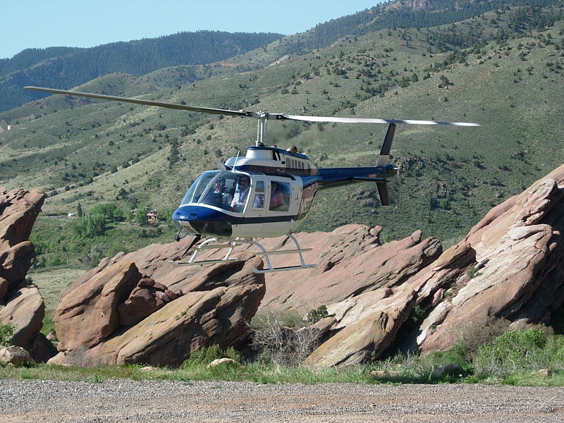 Bell Helicopter 206B