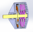 Dual-Stack Machine with Planetary Gear Set