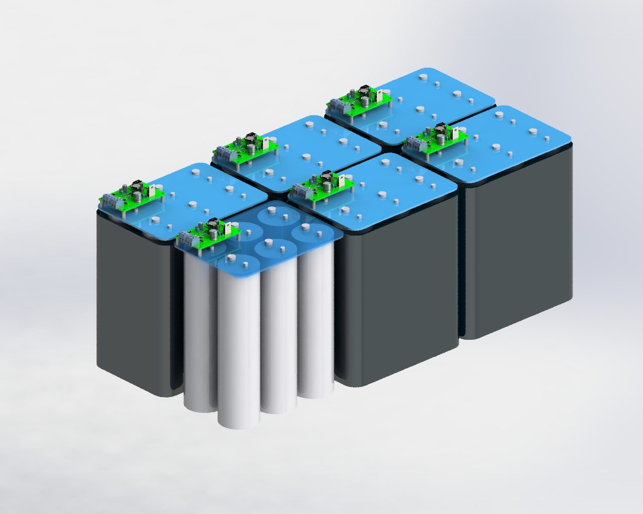 LaunchPoint Li-Ion Battery Pack