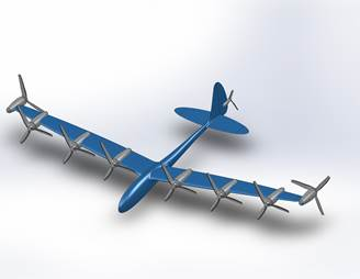 VTOL Distributed Electric Propulsion