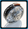 LaunchPoint Propulsion-By-Wire Halbach Array Electric Motor