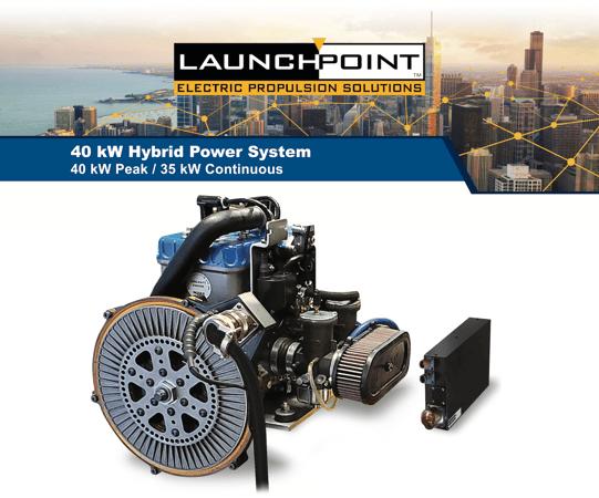 LaunchPoint EPS_40kW GenSet PR Photo_2