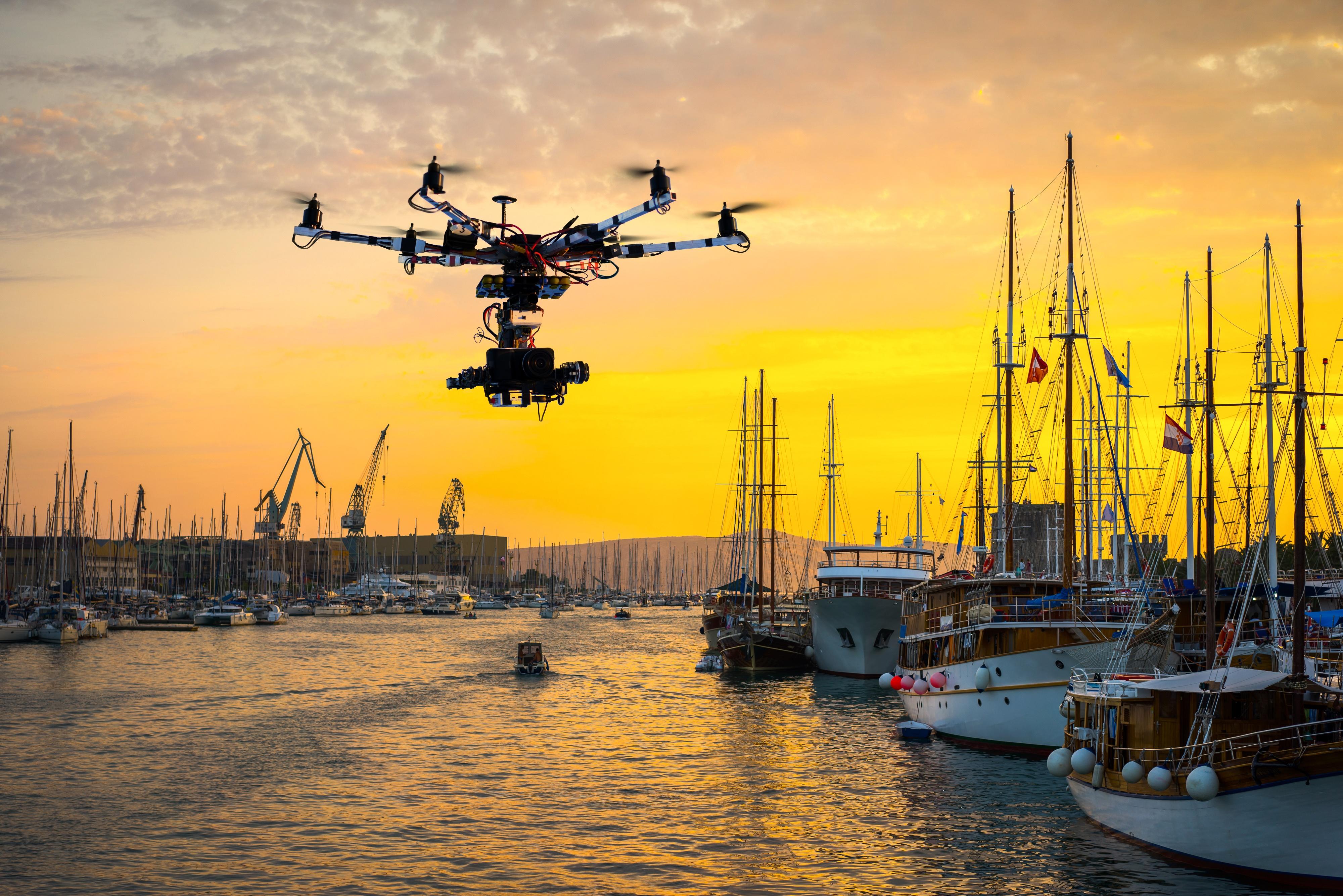 UAV over harbor  shutterstock_368306486.jpg